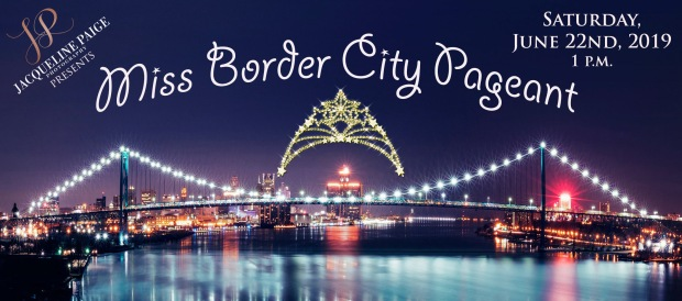 Miss Border City Logo DATE